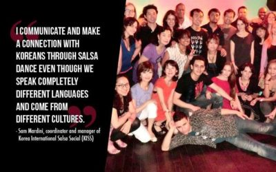 KISS – A Social Salsa Network in Korea