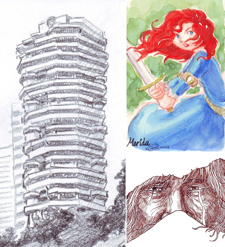 Favian Ee's artworks