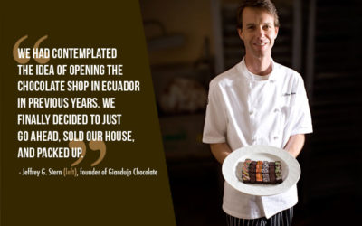Living the Chocolate Dream in Ecuador