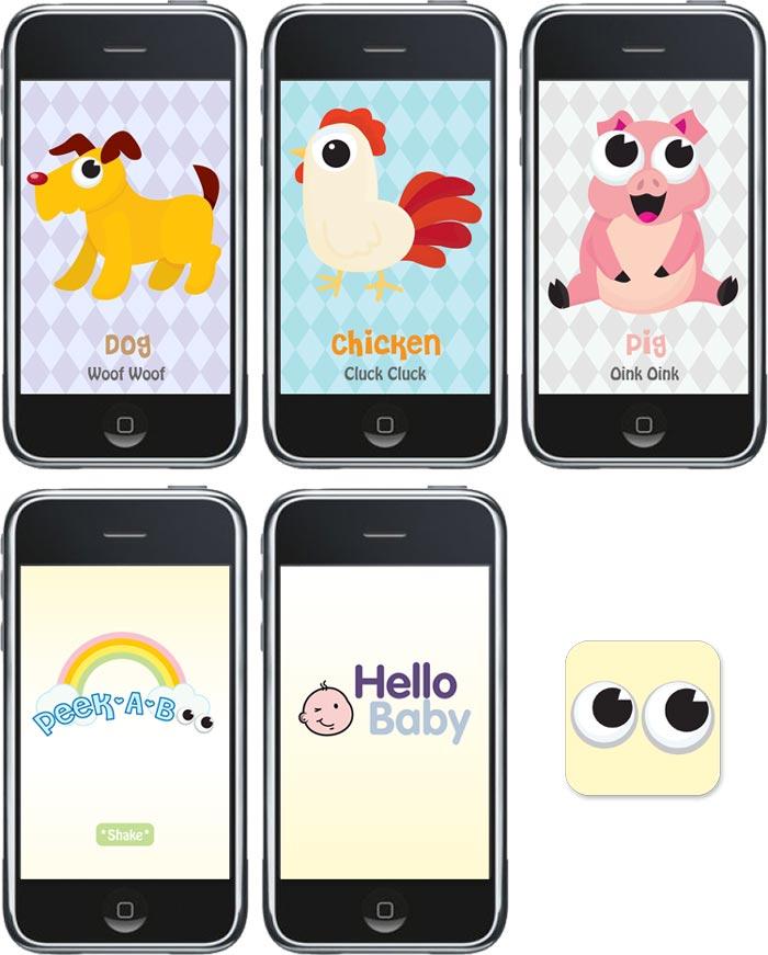 Hello Baby iPhone App