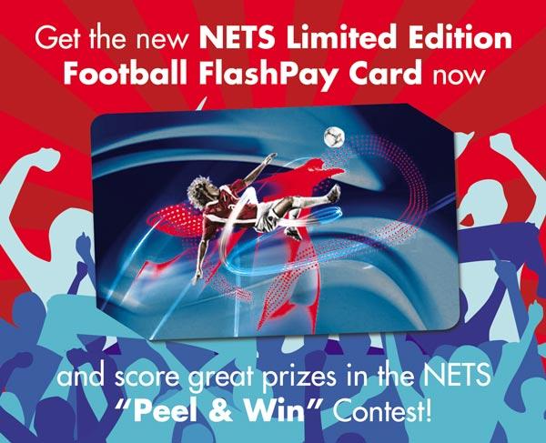 NETS cardholder front
