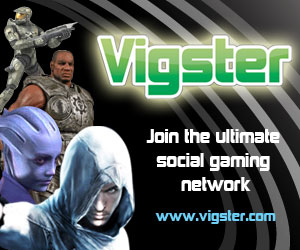 VIgster Google banner design