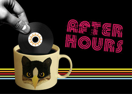 After Hours banner design