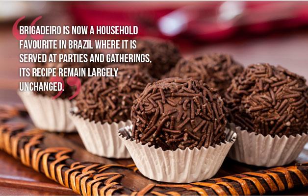 Brigadeiro – Brazil's Sweetest Sin