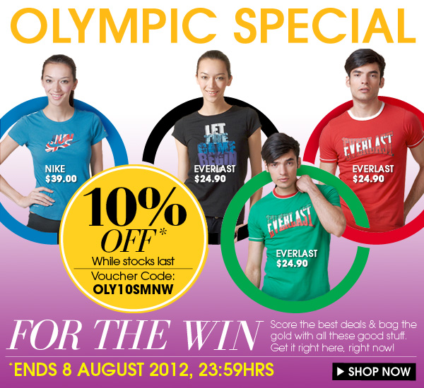 Olympic special banner design