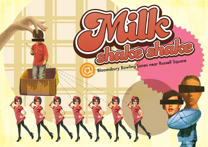 Milk Shake Shake front cover