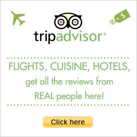 TripAdvisor ad design