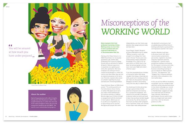 UCA Alumni Magazine (Nov 2010)
