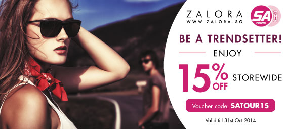 zalora voucher design
