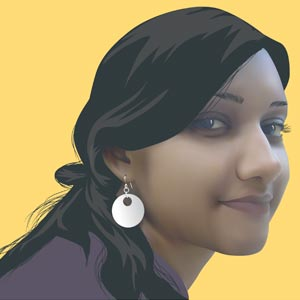 3D Vector Portraits