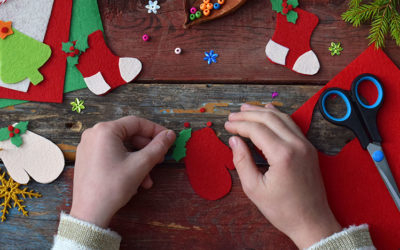 Kid-Friendly DIY Ideas for Your Christmas Tree!